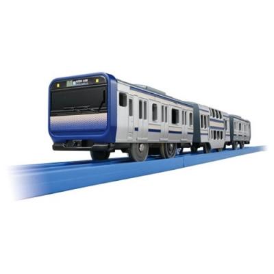 任選日本 鐵道王國S-27 E235系橫須賀線_TP15710 PLARAIL 公司貨