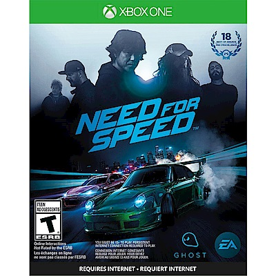 極速快感 Need for Speed-XBOX ONE英文美版