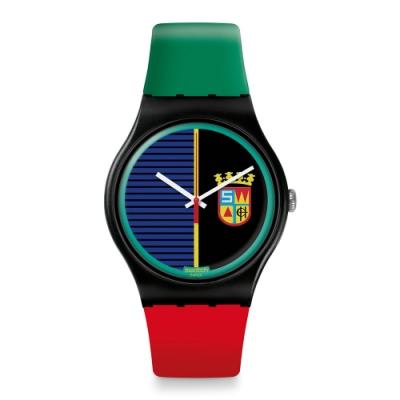 Swatch 原創系列手錶 SIR SWATCH19 大器回歸 - 41mm