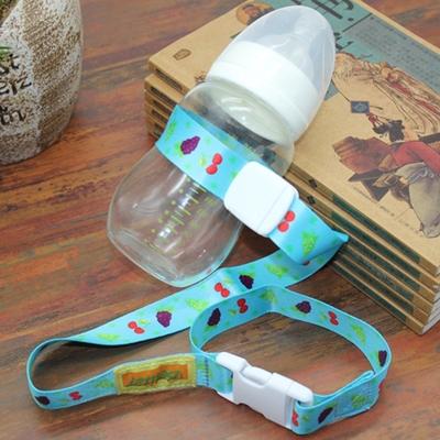 colorland【4入】寶寶奶瓶防掉綁帶 學習杯綁帶水壺防掉鏈
