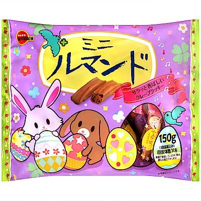 北日本 迷你蘿蔓捲餅乾-期間限定(144g)