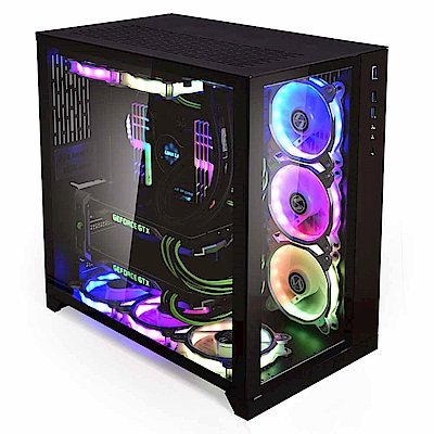 LIAN LI聯力 ATX系列 電腦機殼-PC-O11 Dynamic