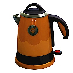 KRIA可利亞 全開口式不鏽鋼炫彩快煮壺 KR-302