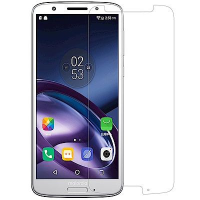 NILLKIN  Motorola Moto G6 超清防指紋保護貼 - 套裝版
