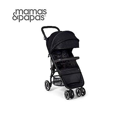 【Mamas & Papas】Acro 輕量秒收手推車-爵士黑