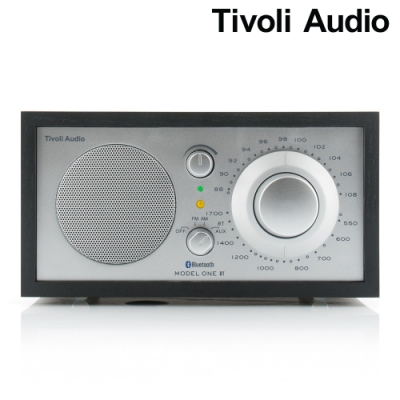 Tivoli Audio Model One BT 銀黑色 藍牙收音機喇叭