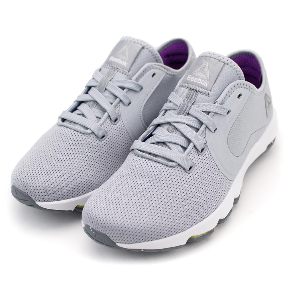 REEBOK-女慢跑鞋BD5725-灰