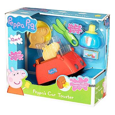 Peppa Pig 粉紅豬小妹 - 可愛小紅車吐司機