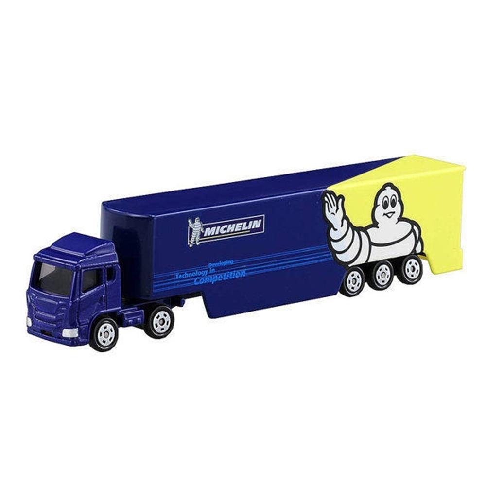 任選TOMICA NO.135 798316 米其林貨櫃車_TM135A3 超長型小汽車