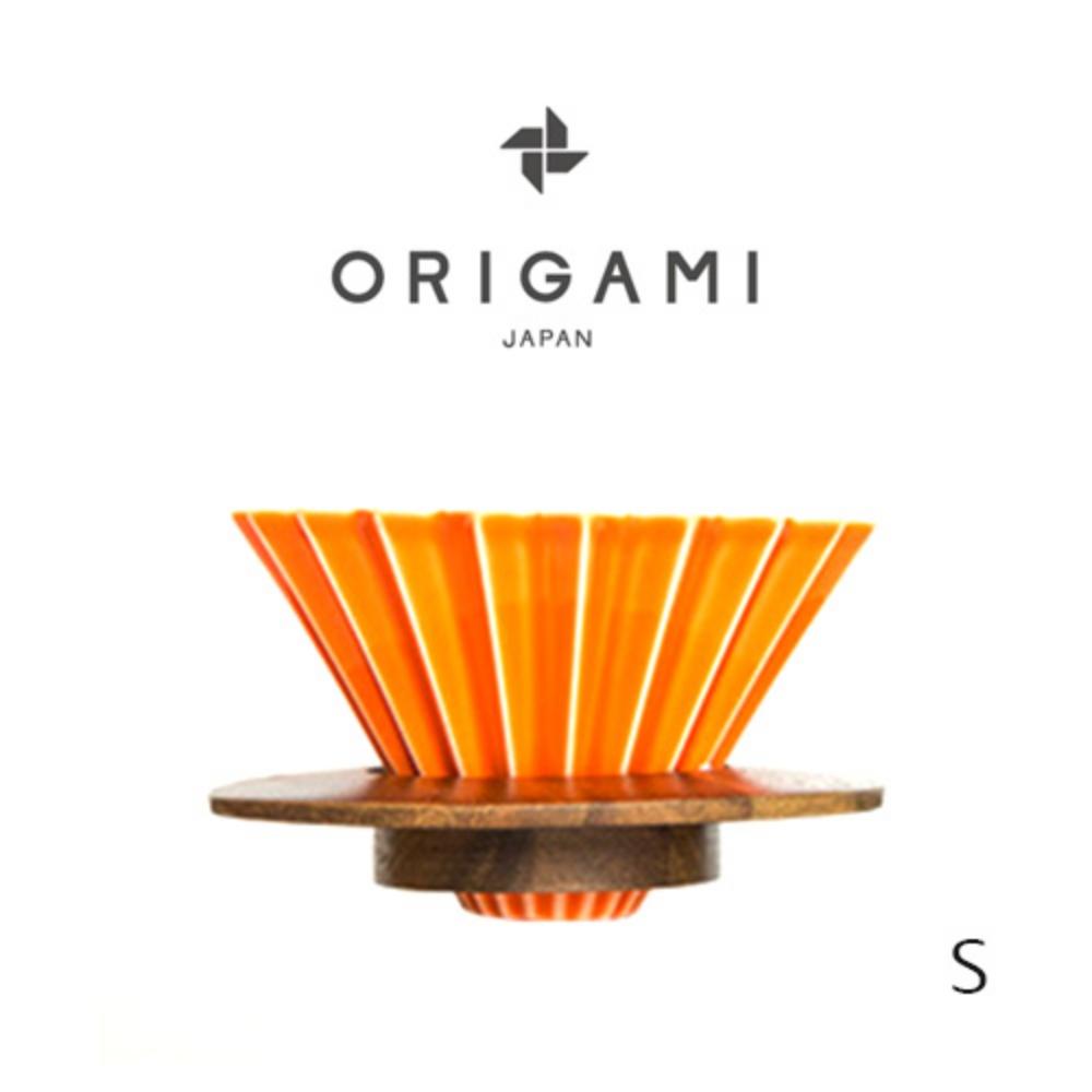 日本 ORIGAMI 摺紙咖啡陶瓷濾杯 S 第二代 (10色)