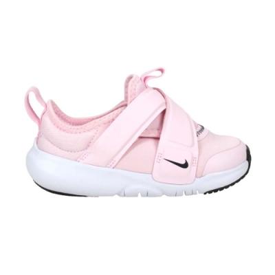 NIKE FLEX ADVANCE-TD 女小童運動鞋-魔鬼氈 慢跑 童鞋 CZ0188600 粉紅黑