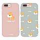【TOYSELECT】iPhone 7/8Plus Chubby大頭柴犬系列手機殼 product thumbnail 1