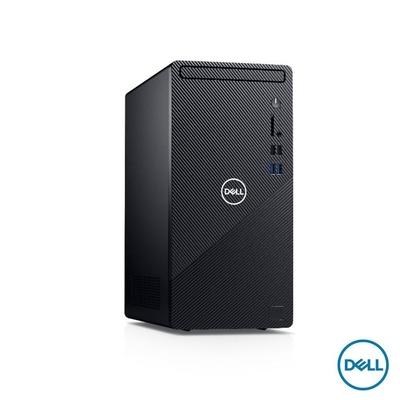 DELL Inspiron 3891 六核桌上型電腦 (i5-11400/8G/256G+1TB/Win10)
