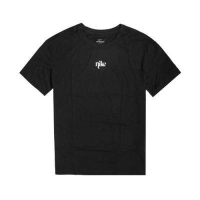 Nike T恤 NSW Tee 運動休閒 女款 圓領 人物塗鴉 寬鬆 穿搭 圓領 黑 白 CT8923010