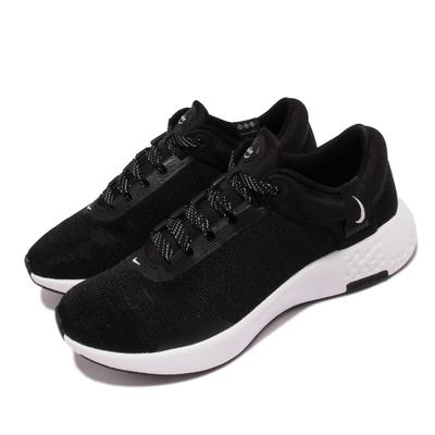 Nike 慢跑鞋 Renew Serenity Run 女鞋 透氣網布 避震 包覆 運動 穿搭 黑 白 DB0522-002