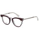 FENDI 廣告主打 光學眼鏡 (紅色)FF0115