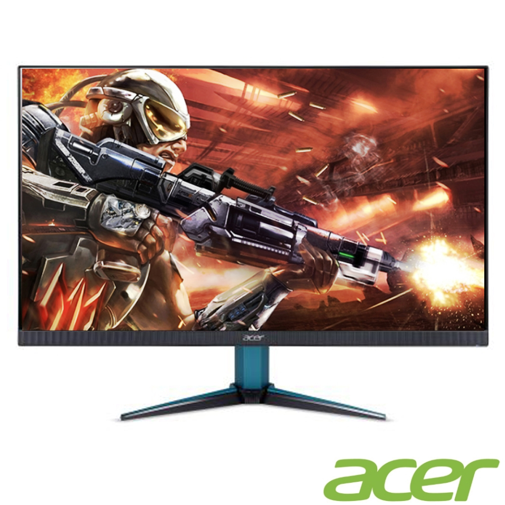 Acer VG271U P 27型IPS 薄邊框極速電競電腦螢幕 2K