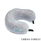 URBAN FOREST都市之森 花卷-兒童頸枕/午睡枕 (基本色)