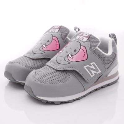 NewBalance  574機能童鞋款 ZOE灰(小童段)