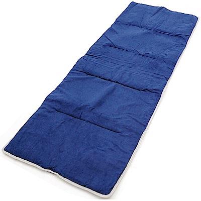 加長加厚保暖折疊床墊D068-C02(折合折疊椅套)