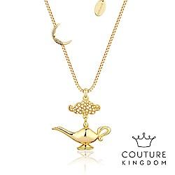 Disney Jewellery by Couture Kingdom 阿拉丁神燈鍍金項鍊