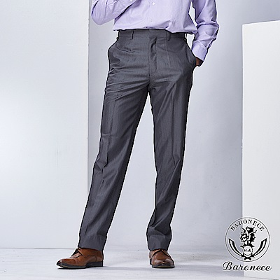 BARONECE 百諾禮士 頂規紳士款修身西褲_511101-03