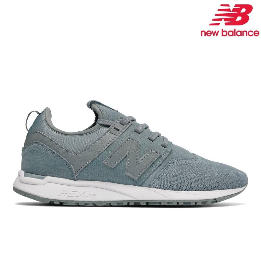 New Balance 復古鞋 WRL247SQ 女性 藍色