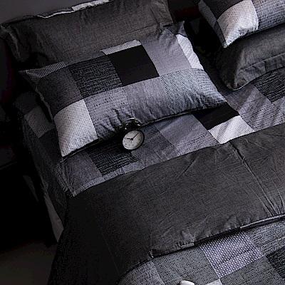 OLIVIA  克里斯  特大雙人床包枕套三件組