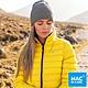 【MAC IN A SAC】女款輕暖袋著走雙面羽絨外套LDS207黃紫/輕量保暖/收納體積小 product thumbnail 2