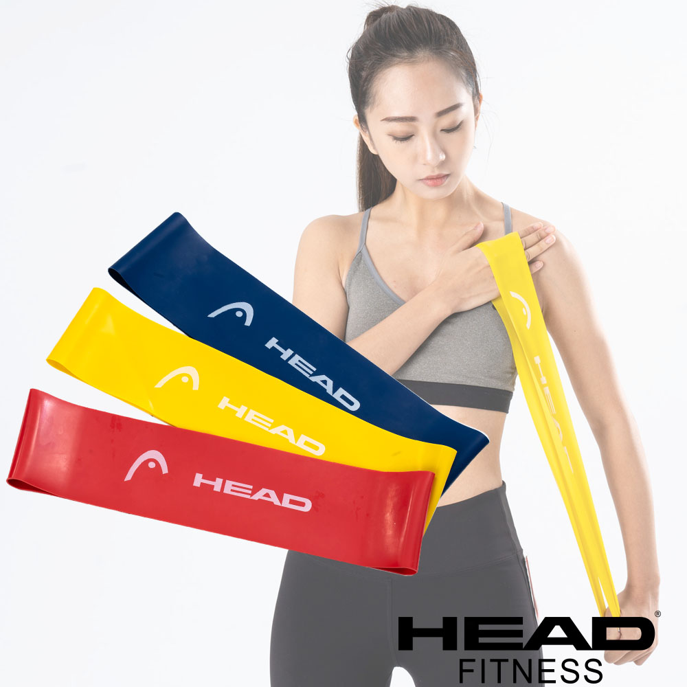 HEAD 迷你環狀彈力帶(20-40磅)-3種強度 @ Y!購物