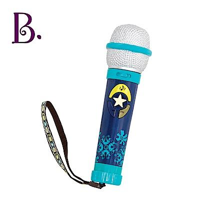 美國 B.Toys 卡拉OK麥克風(藍色)