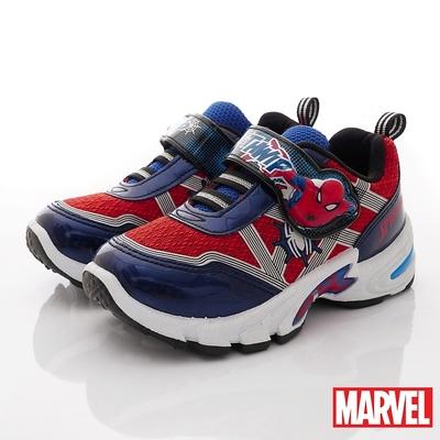 MARVEL 蜘蛛人電燈運動鞋款 ZE9252紅藍(中小童段)