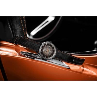 MIDO 美度 COMMANDER 香榭系列漸層機械錶-40mm M0214073741100