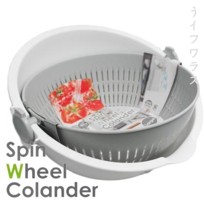 KOKUBO 蔬果濾水盆-2入