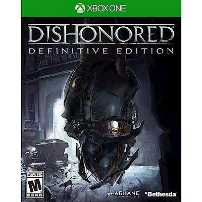 冤罪殺機 決定版 Dishonored Definitive -XBOX ONE英文美版