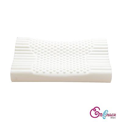 Embrace英柏絲 天絲恆溫工學記憶枕 舒眠枕頭 按摩顆粒 透氣 抗菌 恆溫
