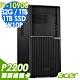 ACER Altos P30F7 繪圖工作站 i9-10900/P2200 5G/32G/1TSSD+1TB/500W/W10P product thumbnail 1
