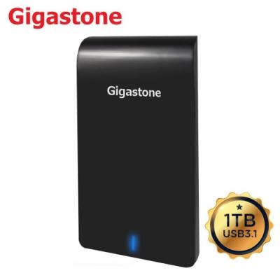 【Gigastone】1TB USB3.1 2.5吋外接式行動硬碟