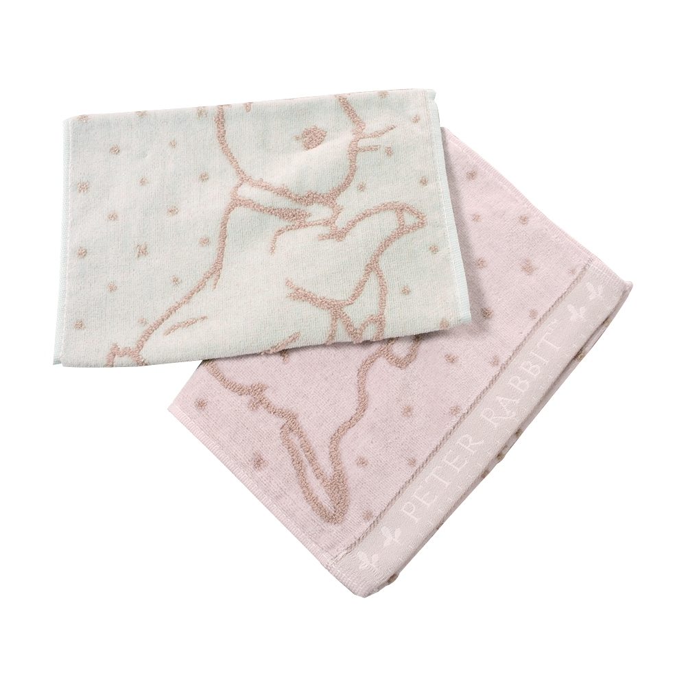 比得兔純棉毛巾(二條組,隨機) a70301 魔法Baby