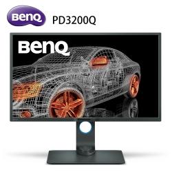 (送500超贈點)BenQ PD3200Q 32型 2K 廣色域專業設計螢