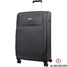 ALAIN DELON 亞蘭德倫 28吋 輕量品味系列行李箱(灰)