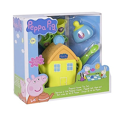 Peppa Pig 粉紅豬小妹 - 房屋茶壺組