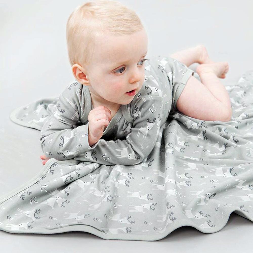 荷蘭 FRESK 天然有機棉嬰兒毯 (多種款式)