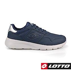 LOTTO 義大利 男 極致輕量跑鞋 (丈青)