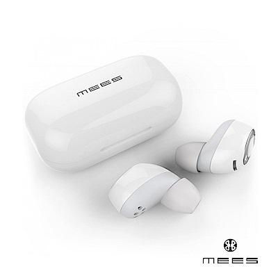 MEES M1 TWS 真無線藍牙耳機 - 珍珠白