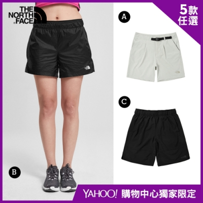 【The North Face】YAHOO獨家限定-北面男女款機能褲款-5款任選