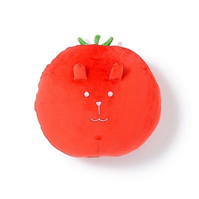 CRAFTHOLIC宇宙人 番茄兔造型抱枕