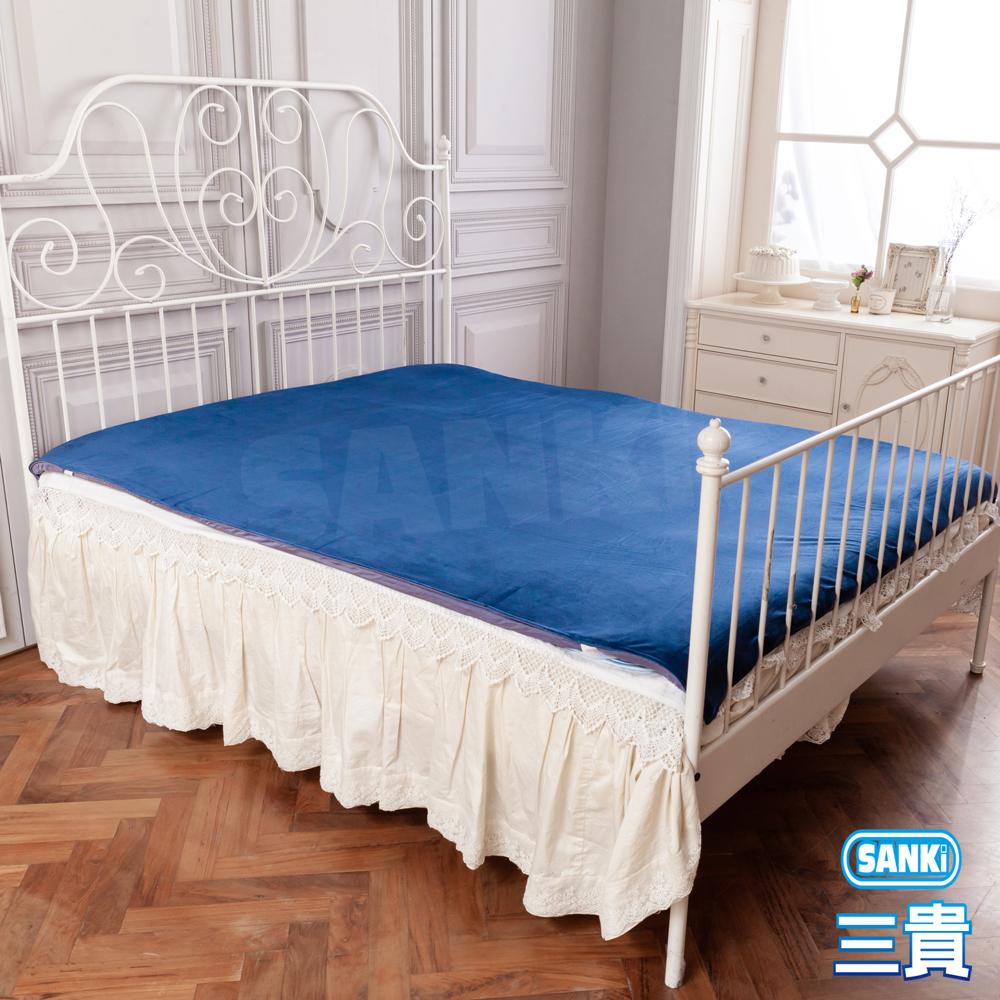 三貴SANKI 超柔記憶綿涼感紗冰涼床墊(頂規版)