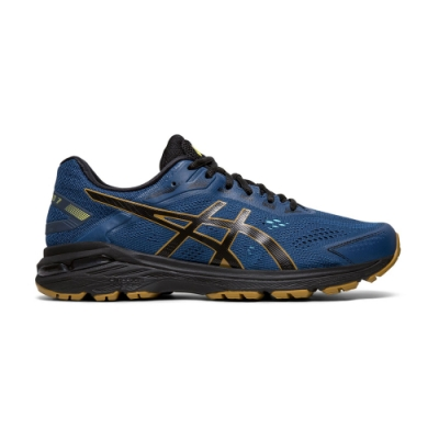 ASICS GT-2000 7 TRAIL(2E) 鞋1011A81(藍)