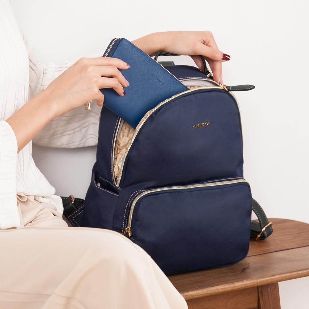 CHENSON 好輕好好背Daypack日常中背包 藍(CG82591-9)